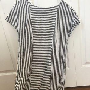 Madewell Brand new linen dress.